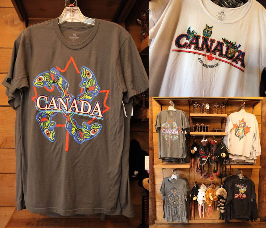 A World Showcase of Unforgettable Shopping at Epcot – Canada Pavilion