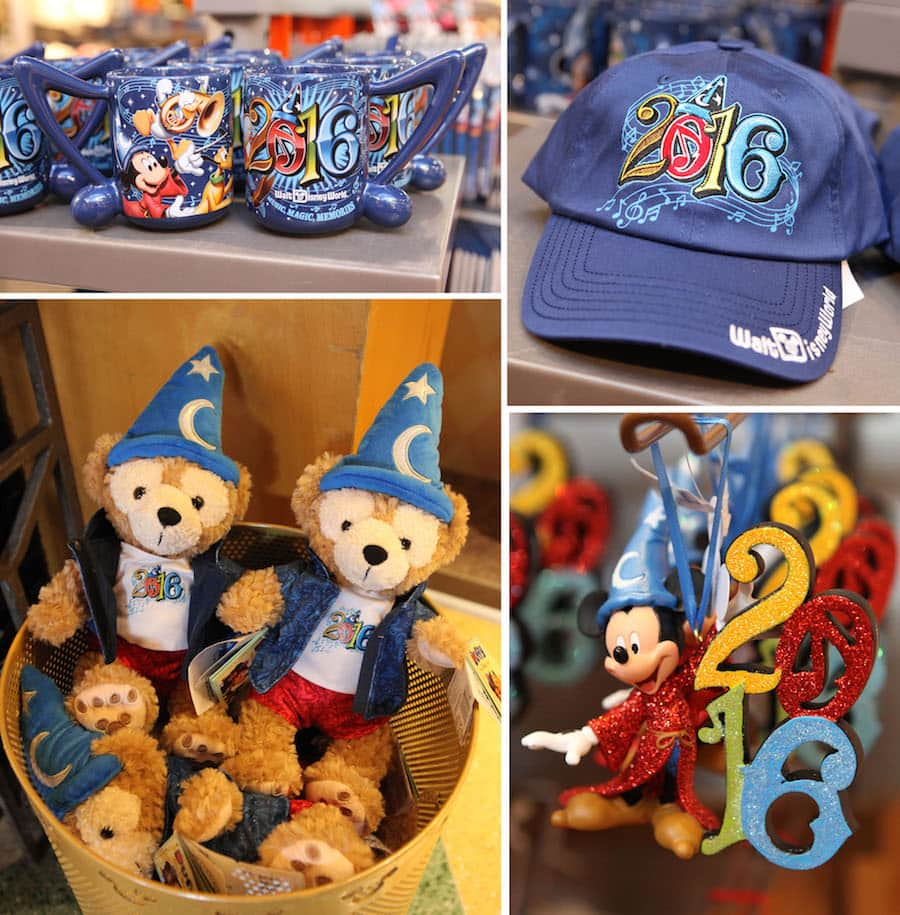 Celebrate Music Magic And Memories With New 2016 Products At Disney Parks