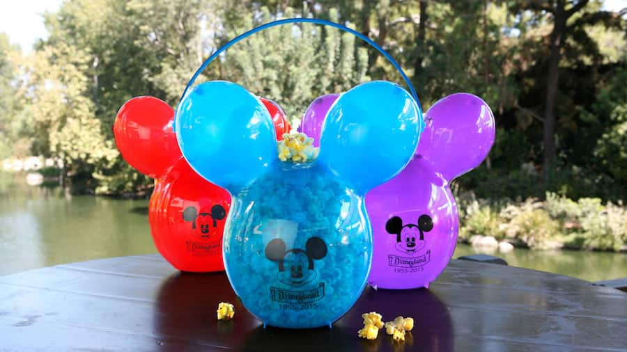 Celebrating National Popcorn Day at Disney Parks and Resorts