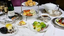Premium Tea Party at Steakhouse 55 at the Disneyland Hotel Beginning Jan. 22