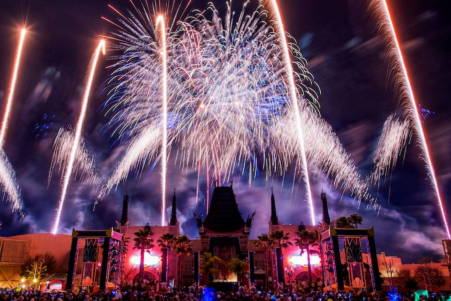 disney parks after dark symphony in the stars a galactic