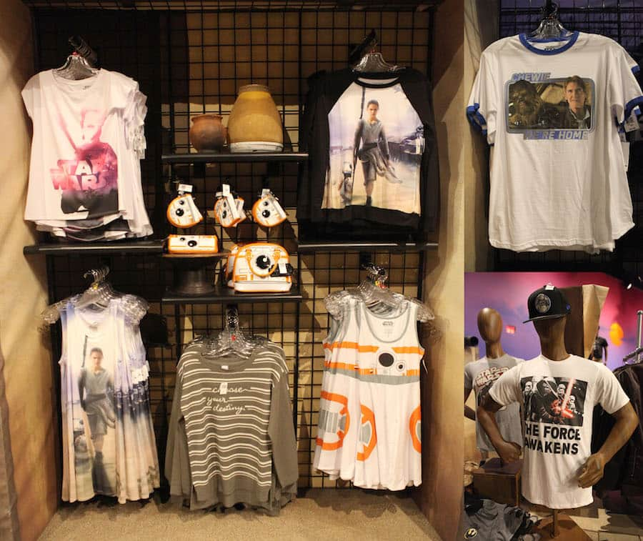 Star Wars Apparel from Disney Parks