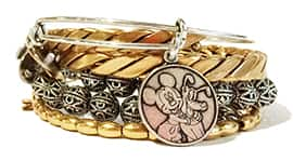 Mickey Mouse and Pluto ALEX and ANI Bangle Will Retire Beginning January 11, 2016