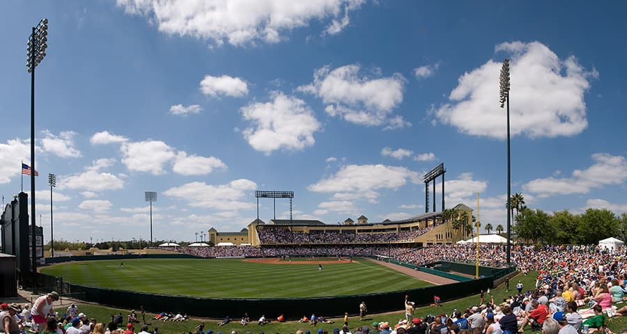 Atlanta Braves Spring Training Coming to ESPN Wide World of Sports Complex