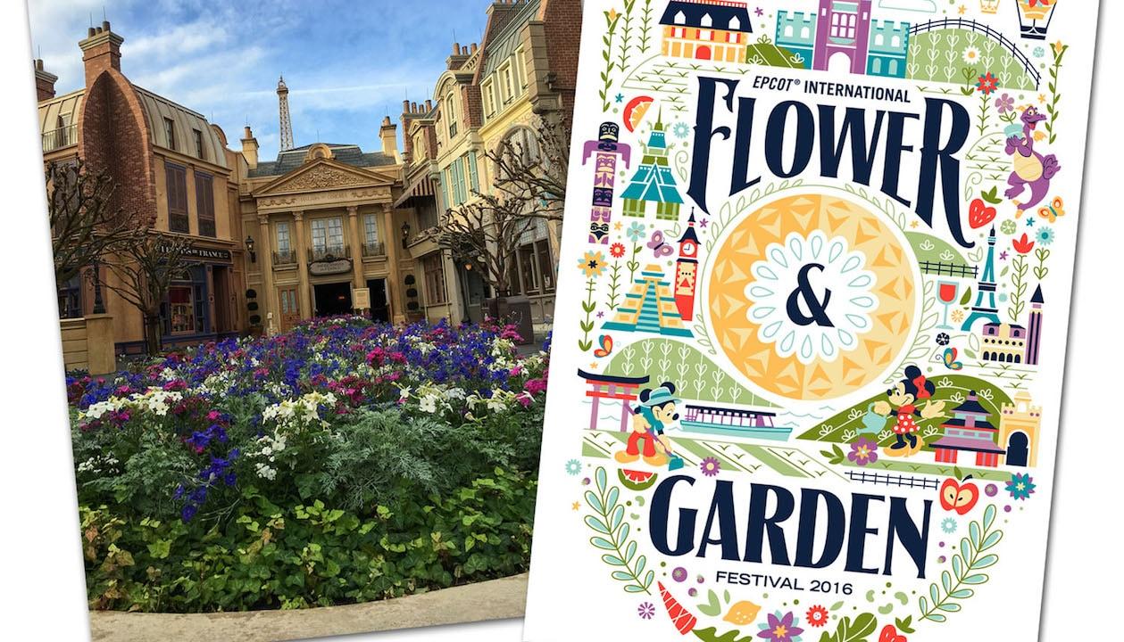 disney parks blog unboxed – 2016 epcot international flower & garden