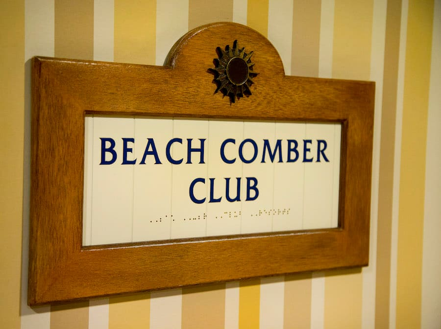 Club-Level Service at Disney's Paradise Pier Hotel