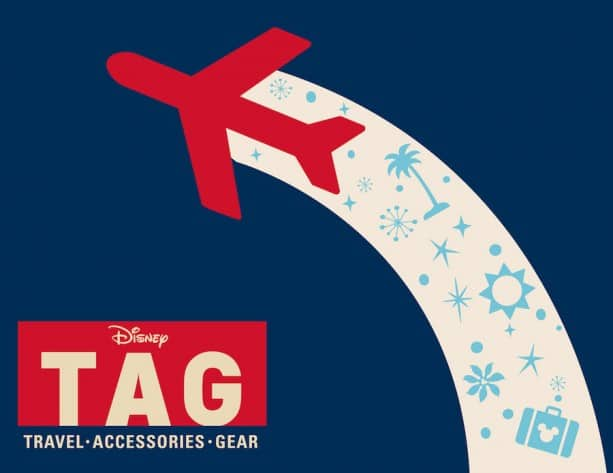 Closer Look at Disney TAG (Travel-Accessories-Gear) Arriving in March 2016
