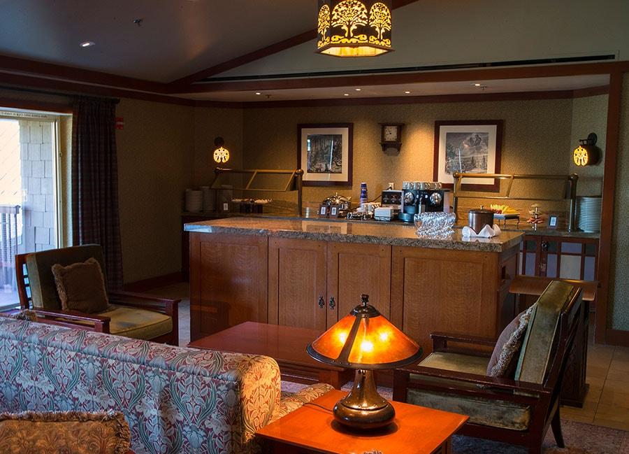 Club level service at disney s grand californian hotel - Disney grand californian 2 bedroom suite ...