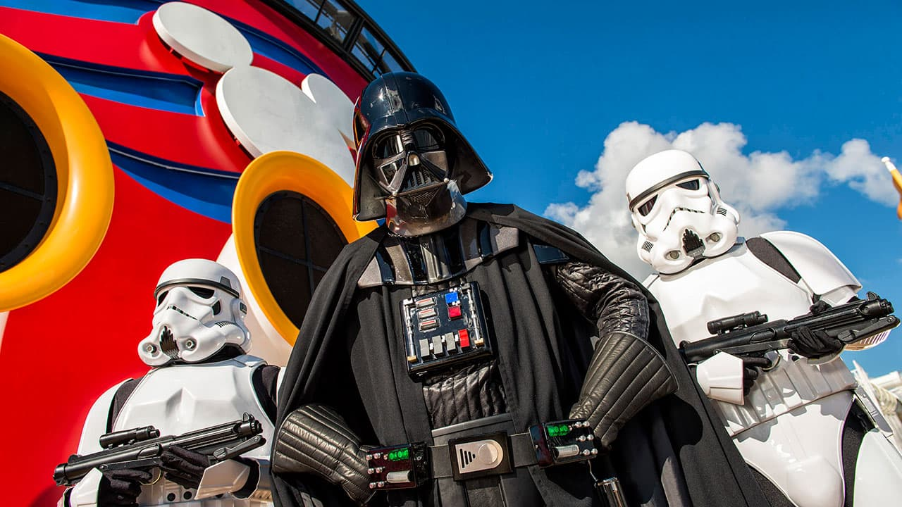 The Ultimate Day at Sea for Star Wars Fans Returns to Disney Cruise Line in Early 2017