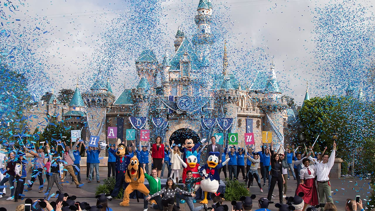 Disney Parks Doubles Make-A-Wish Donation to $2 Million