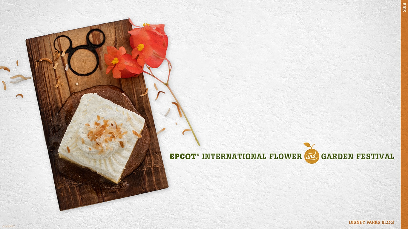 Epcot International Flower & Garden Festival Wallpapers Version 2