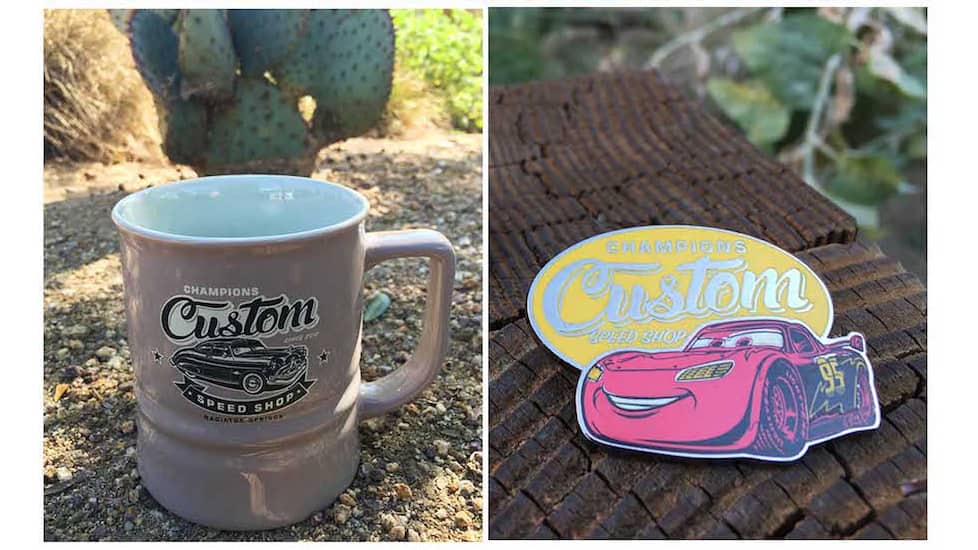 New Cars Land and Car Culture Collections Debut at Disney California Adventure Park