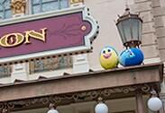 Inside Out in the Disney Character Egg Hunt at Hong Kong Disneyland