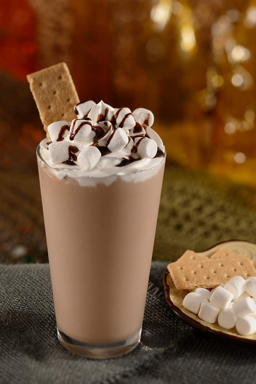 S'mores Milkshake from D-Luxe Burger Opening This May at Disney Springs