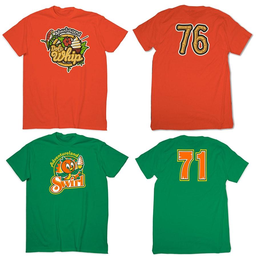 Disney March Magic 2016 Team Shirts