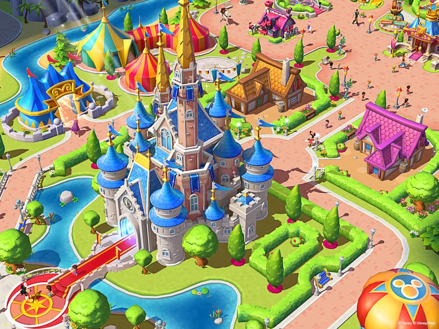 Build the Park of Your Dreams with New Disney Magic Kingdoms Mobile Game