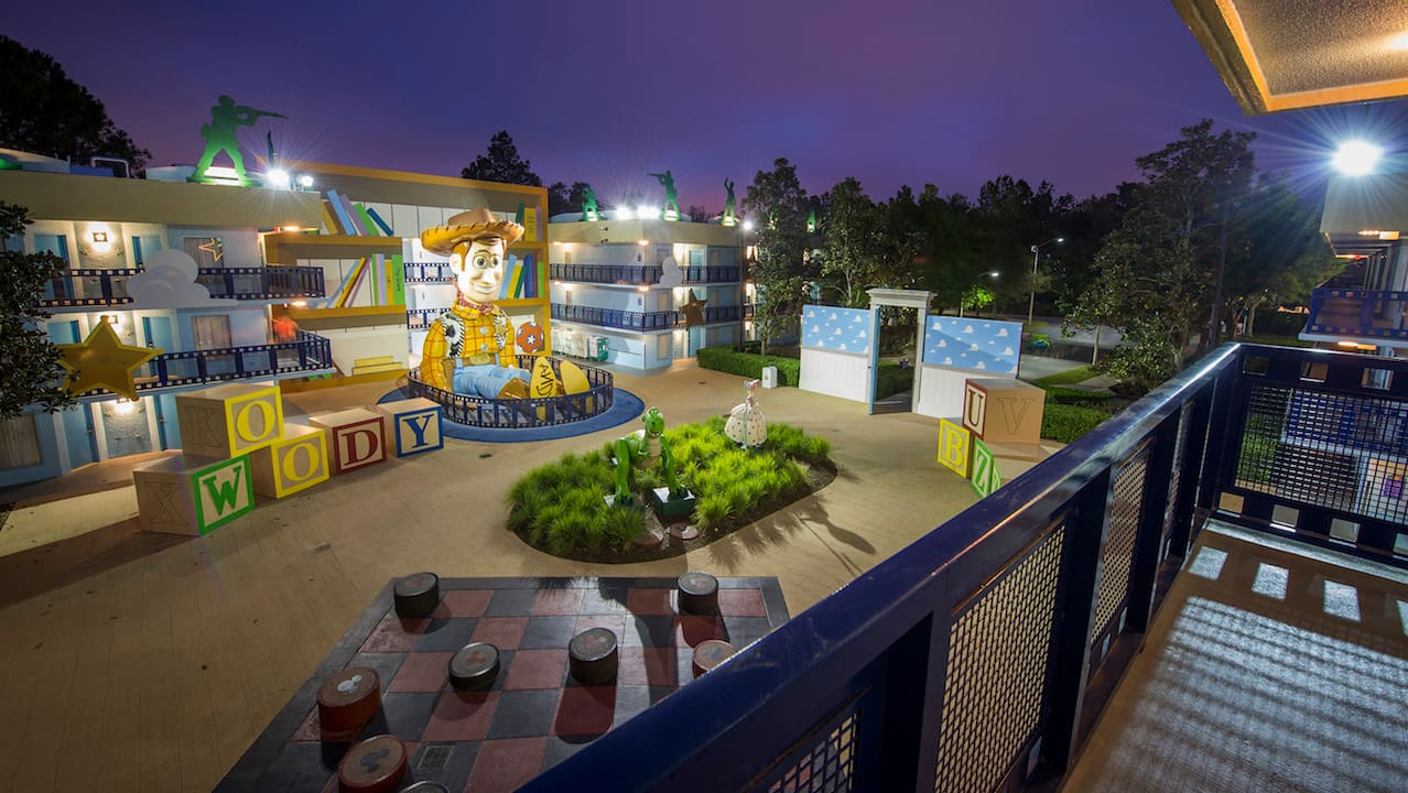 Room With A View Disney S All Star Movies Resort Disney Parks Blog