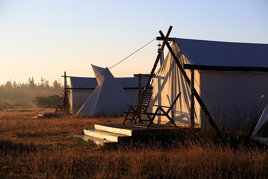 """Go """"glamping"""" in Montana with Adventures by Disney"""
