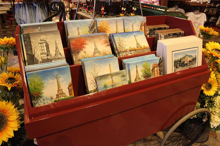 A World Showcase of Unforgettable Shopping at Epcot – France Pavilion
