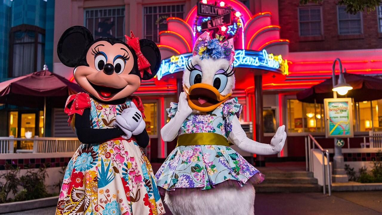 Minnie's Springtime Dine Blooms at Disney's Hollywood Studios