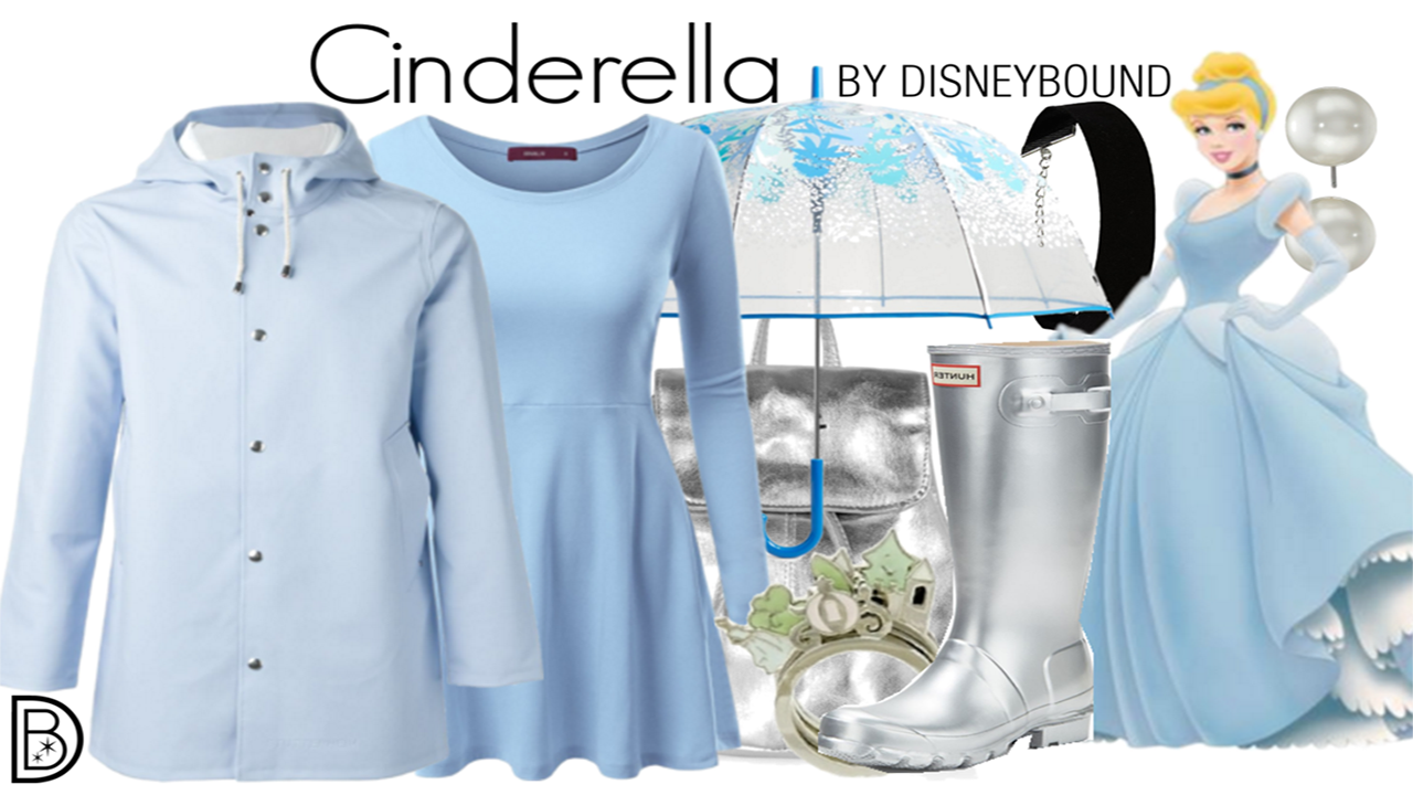 9b1eac5398e2ab Tips for Creating the Perfect Rainy Day Outfit from DisneyBound Creator  Leslie Kay