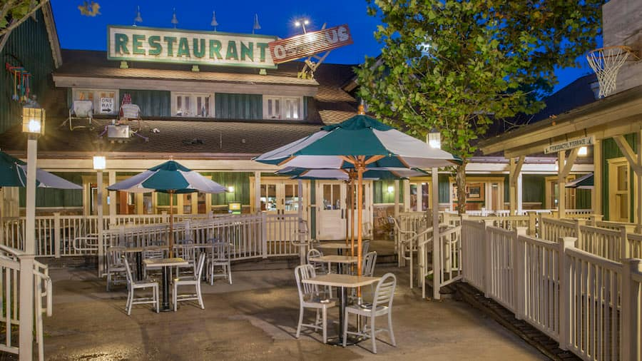 Restaurantosaurus at Disney's Animal Kingdom