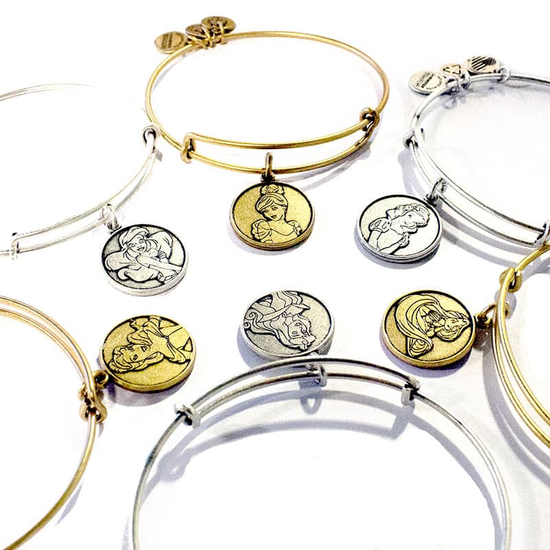 New Princess Bangles from ALEX AND ANI Coming to Disney Parks