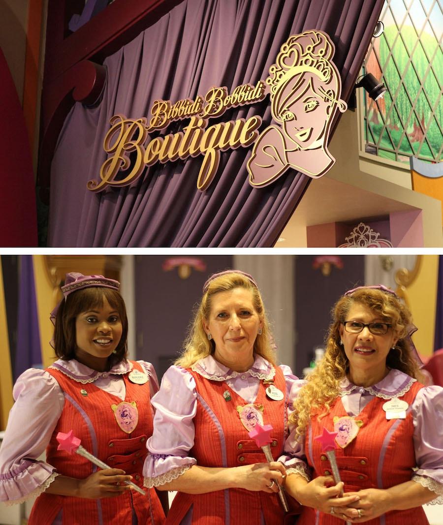 Bibbidi Bobbidi Boutique in Disney Springs Celebrates 10 Magical Years at Walt Disney World Resort