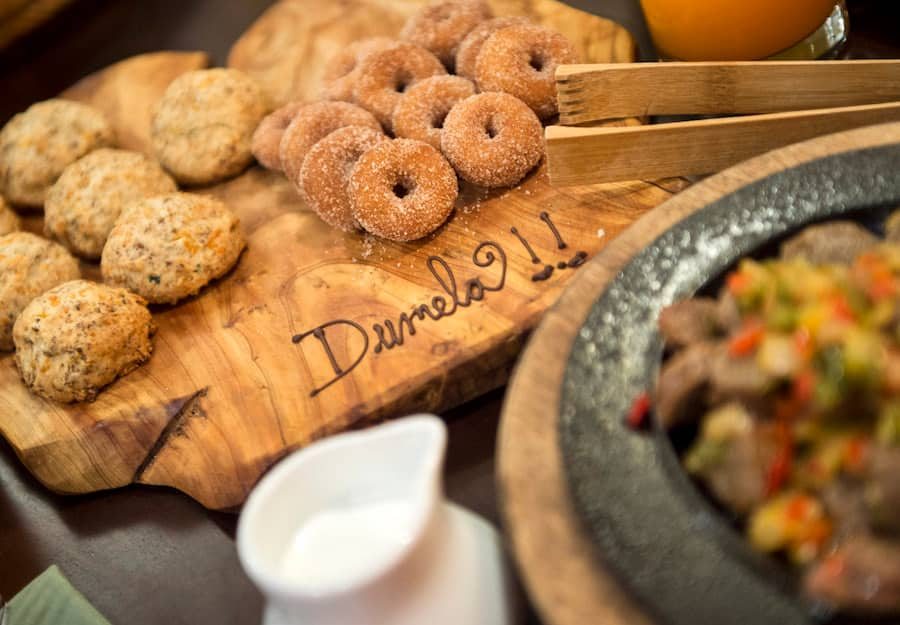 Breakfast from Boma – Flavors of Africa at Disney's Animal Kingdom Lodge
