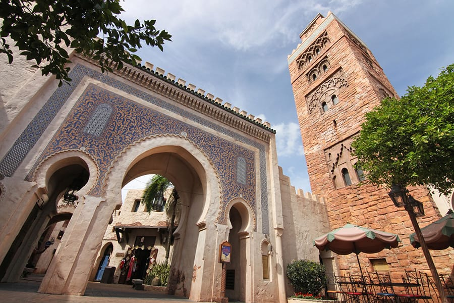 a world showcase of unforgettable shopping at epcot morocco