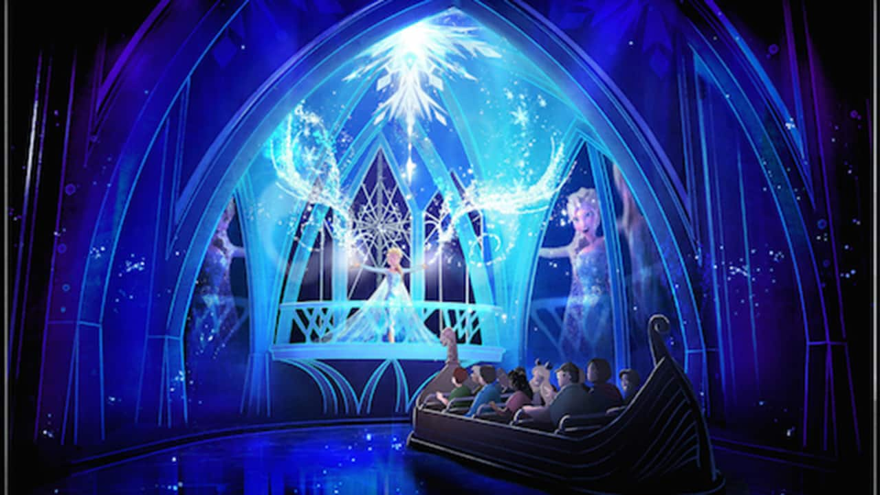 Frozen Ever After Attraction Set to Open at Epcot 'In Summer' 2016