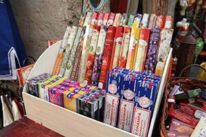 Incense for sale in Morocco at Epcot at Walt Disney World Resort