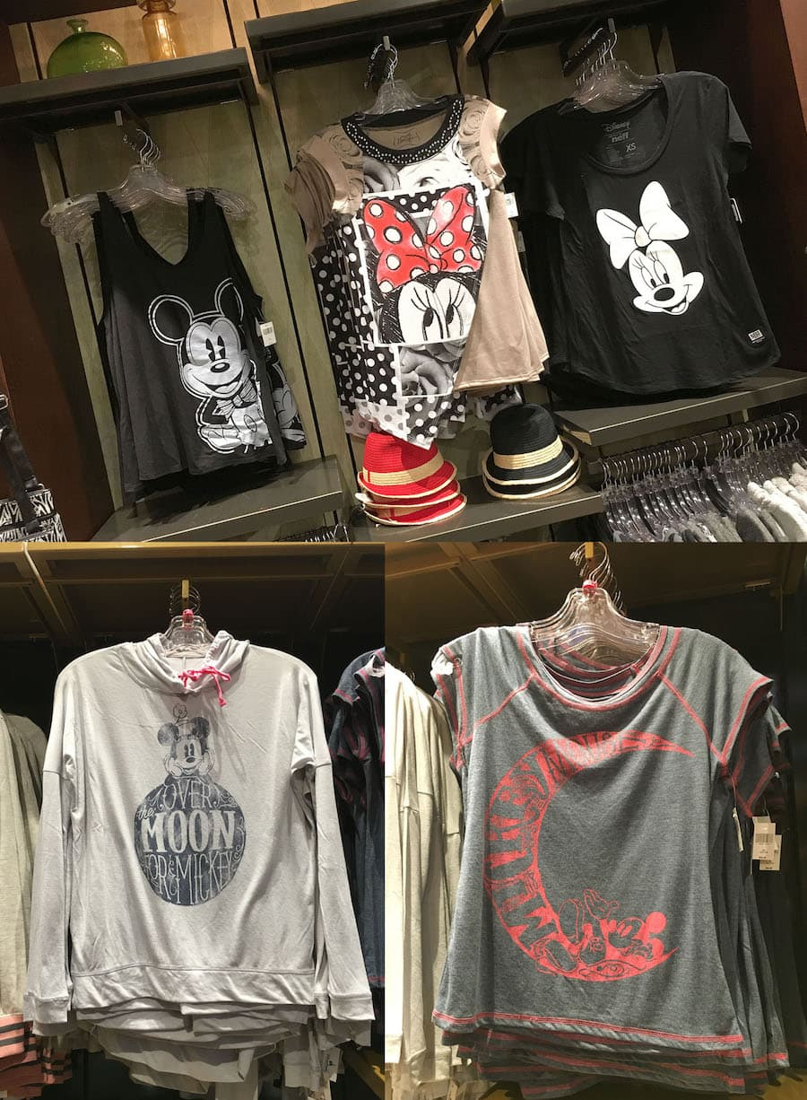 Style Happens Here New Women S Apparel For Spring Season At Disney
