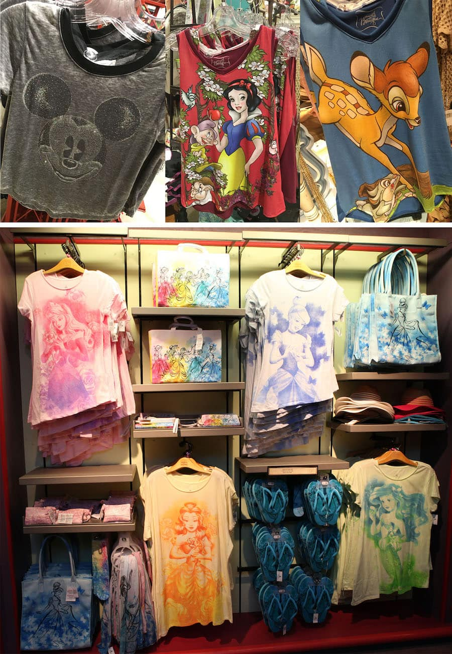 New Disney Boutique Items Available at Disney Parks
