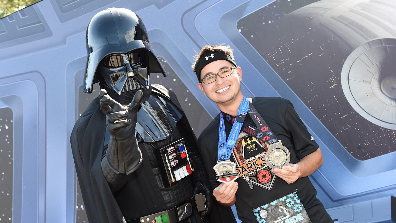 runDisney Star Wars Half Marathon – The Dark Side