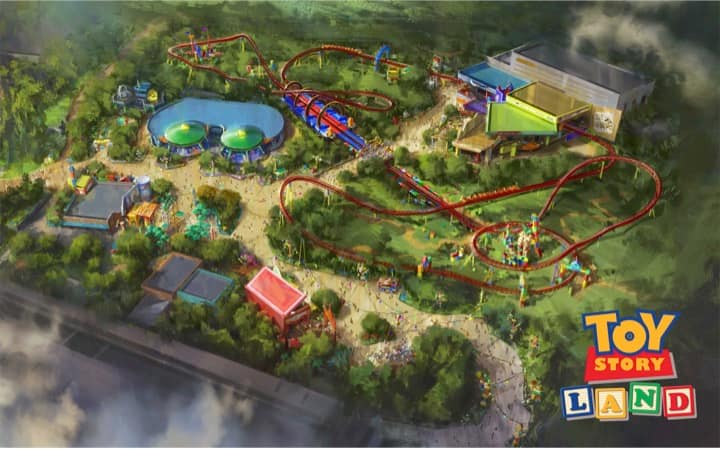 First Look Toy Story Land Attractions At Disney S Hollywood Studios