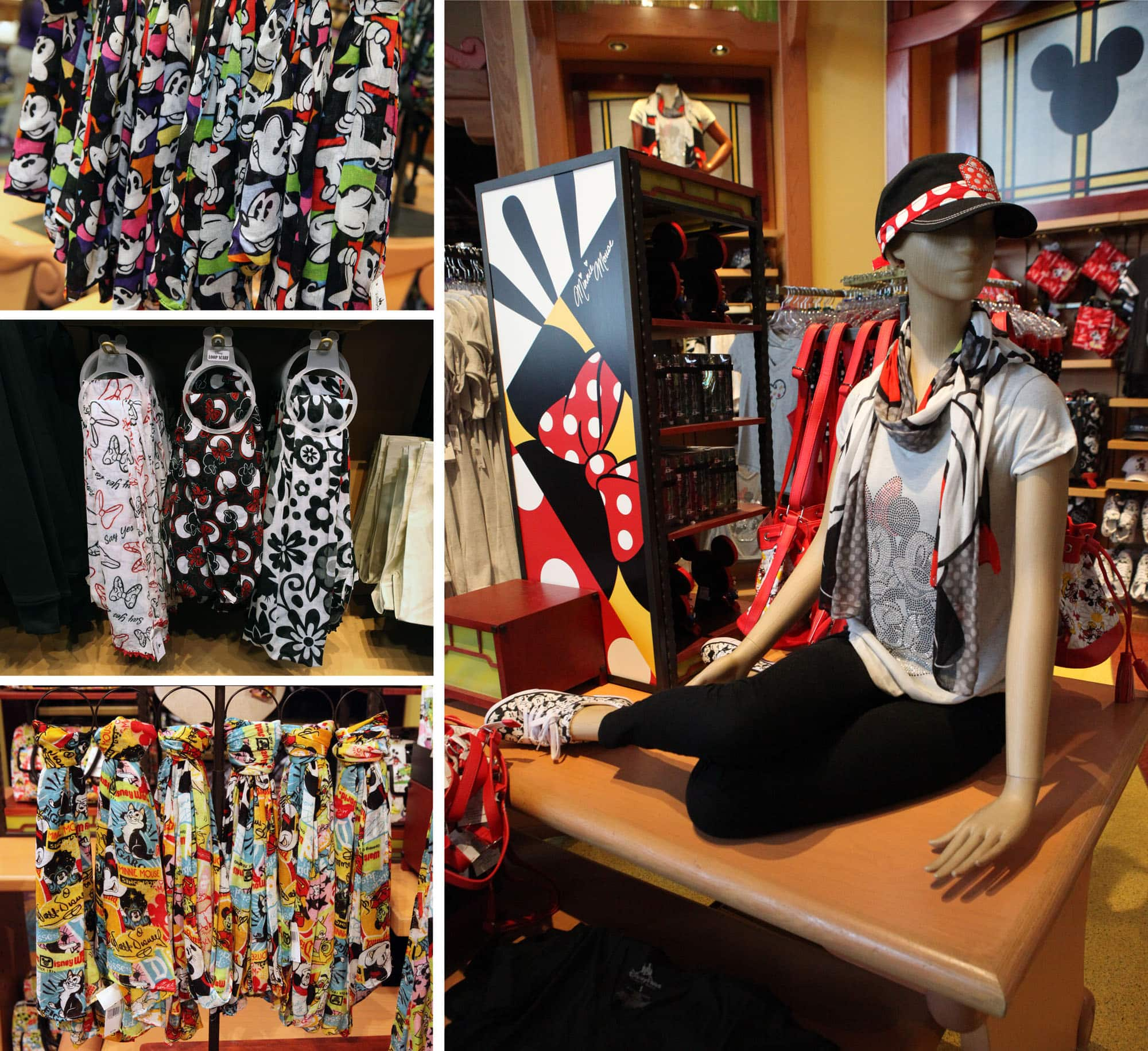 Style Happens Here – Wrap Yourself in Disney Parks Fashion