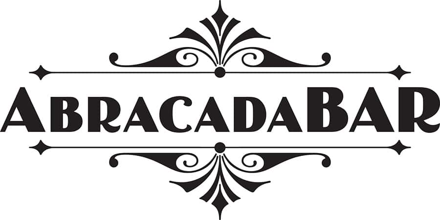 Logo for the AbracadaBar at Disney's Boardwalk at Walt Disney World Resort