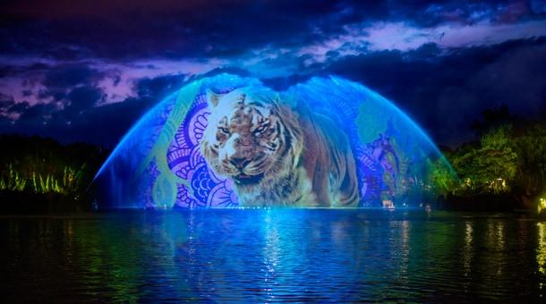"""The Jungle Book: Alive with Magic"" at Disney's Animal Kingdom"
