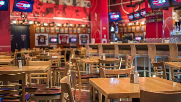 Watch an Early Morning World Cup Match at ESPN Club at Disney's BoardWalk