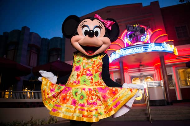 Minnie's Summertime Dine at Hollywood & Vine at Disney's Hollywood Studios Begins June 6