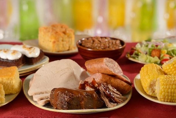 Family-Style Dining at The Diamond Horseshoe at Magic Kingdom Park Through July 4