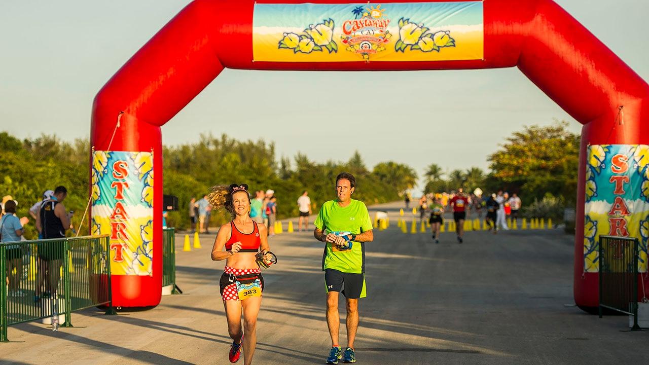 Complete Your Walt Disney World Marathon Weekend with the Castaway Cay Challenge