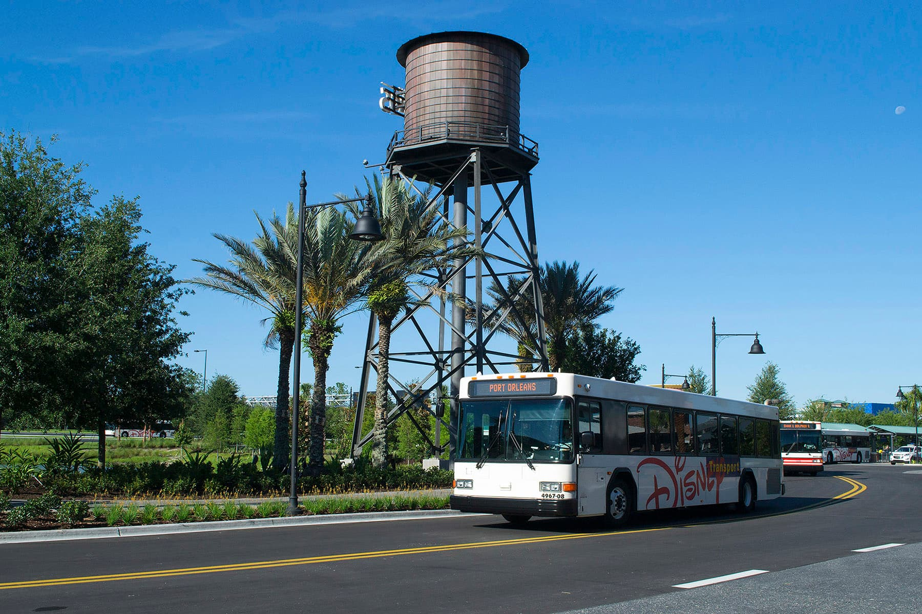 The New Disney Springs Bus Loop is Now Open for Disney Resort Guests