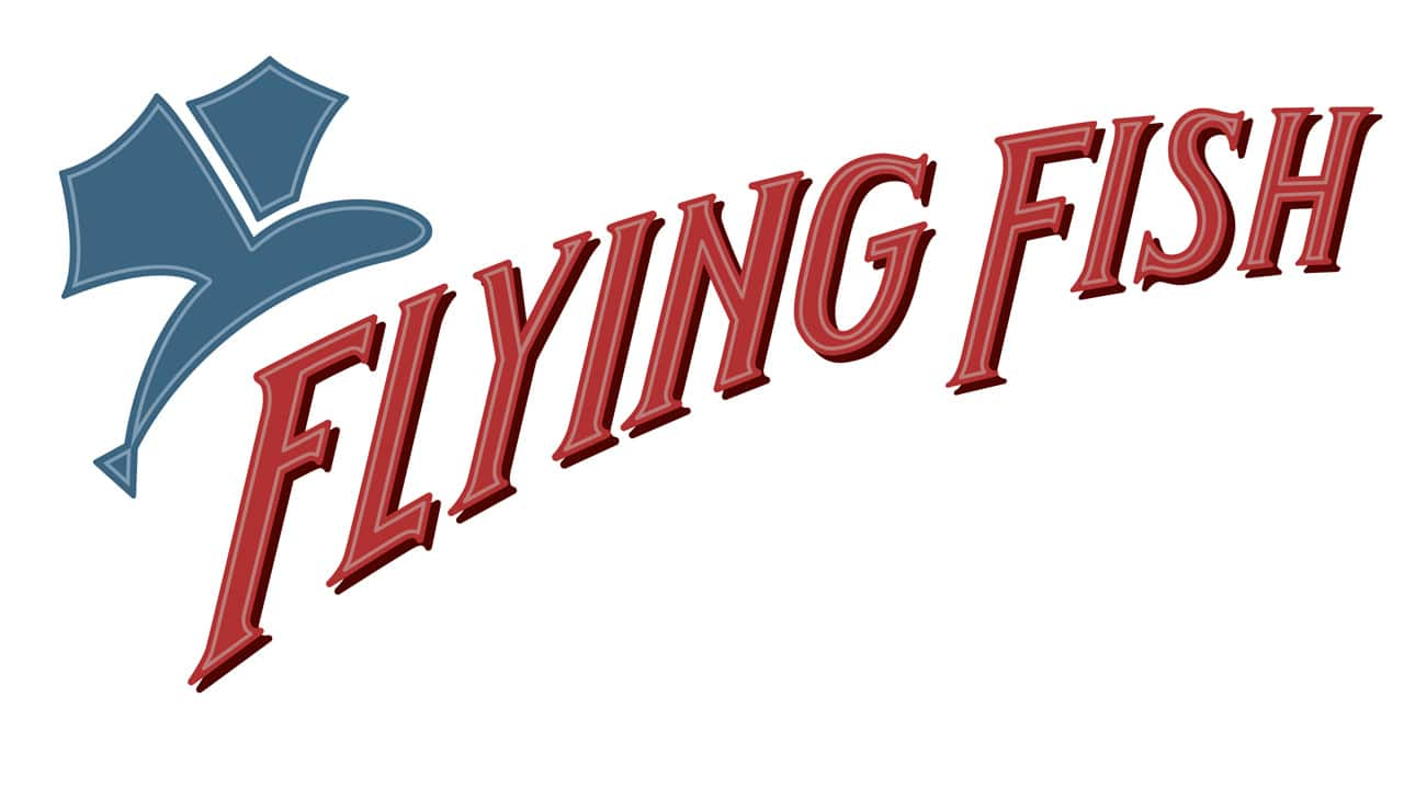 New Logo for the Flying Fish Restaurant at Disney's Boardwalk at Walt Disney World Resort