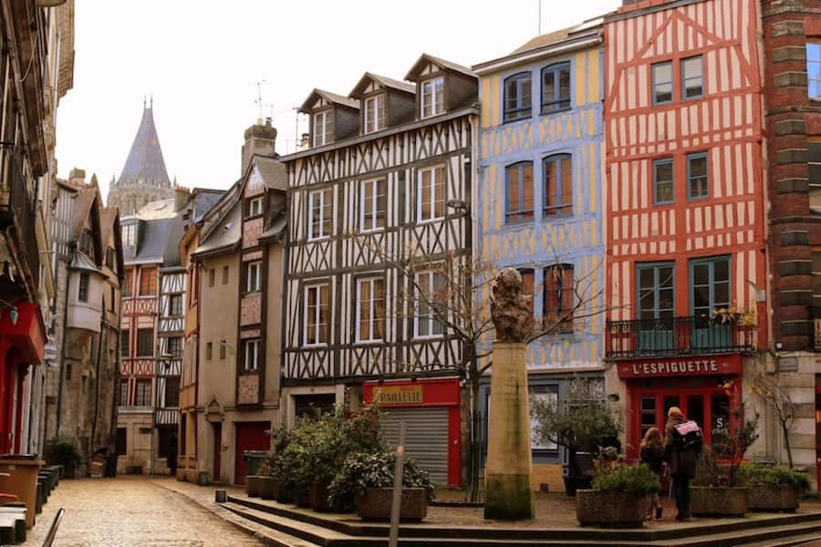 Adventures in Rouen and Monet Cathedrals  with Disney Cruise Line