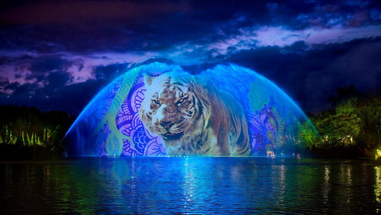 'The Jungle Book: Alive with Magic' Debuts May 28 at Disney's Animal Kingdom