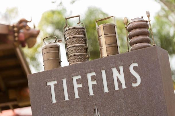 Details of Tiffins at Disney's Animal Kingdom