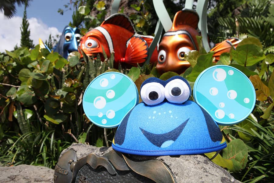 "Just Keep Swimming with New ""Finding Nemo"" Products from Disney Parks"