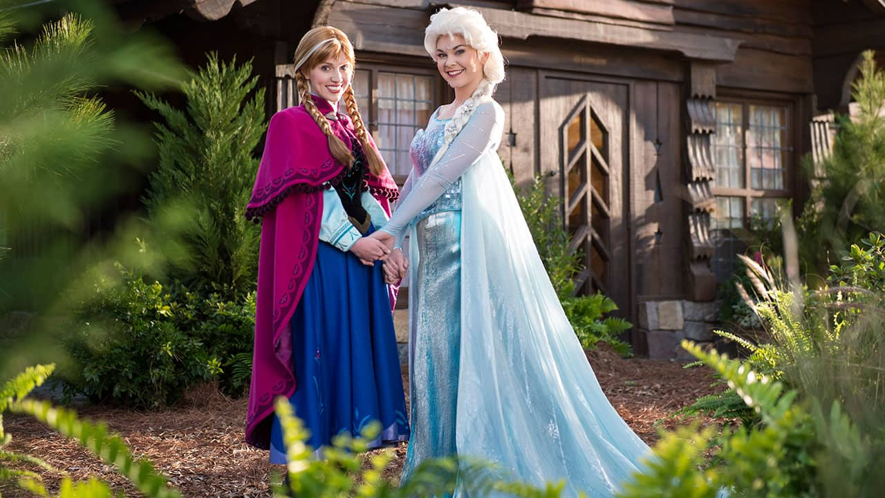 Frozen Ever After Attraction Royal Sommerhus Set To Open At Epcot